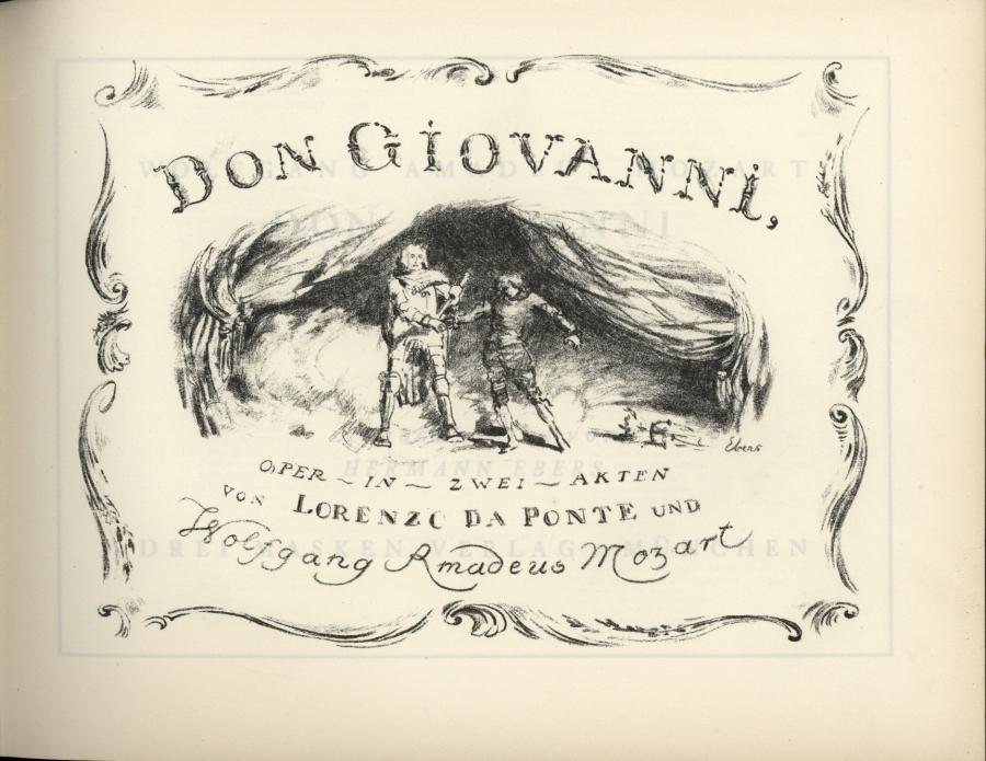 Il mito di Don Giovanni a Casa Nathan - Grande Oriente d'Italia - Sito Ufficiale