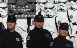 Totalitarismi tra le due guerre. Il 15 giugno l'incontro mensile nella casa massonica di Torino
