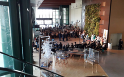 Il Collegio veneto dona cinque carrozzine all'Ospedale di Rovigo