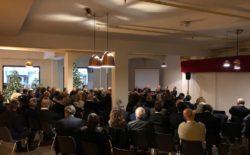 Tanto pubblico per il convegno sulla Storia della Massoneria bolognese nel XIX secolo
