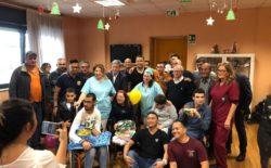 Napoli, giornata di solidarietà per la Harry S Truman Lodge