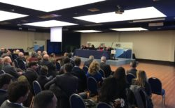 Tradizione e rinnovamento. Incontro a Pisa per i 35 anni della loggia Enrico Fermi/Video