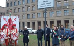 Firenze dedica piazza a Lando Conti, sindaco e libero muratore, ucciso dalle Br il 10 febbraio del 1986/Video