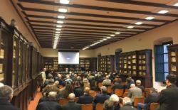"""Napoli. Presentato al Maschio Angioino  il libro del Gran Maestro """"Mitra e compasso"""""""