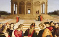 In tour virtuale con Raffaello alle Scuderie del Quirinale dove sono esposti 200 capolavori del grande pittore