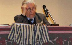 Il Gmo Nedo Fiano, matricola A5405 ad Auschwitz, ha compiuto 95 anni