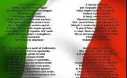 Il 24 maggio 1915 per l'Italia cominciava la prima guerra mondiale. La canzone del Piave del fratello E.A Mario immortalò quel momento
