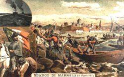 160 anni fa la Spedizione dei Mille. Il 5 maggio Garibaldi parte da Quarto e l'11 arriva a Marsala