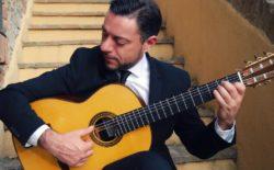 """Musica in Gran Loggia. """"Tra Paganini e Morricone"""", concerto di Diego Campagna"""