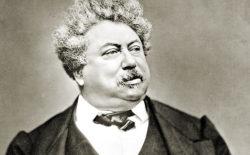 Ricordando il fratello Alexander Dumas, maestro del romanzo storico