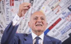 """Eventi Gran Loggia . Sabato 12 settembre incontro con il prof. Paolo Savona per parlare di """"Economia italiana nel mondo"""""""