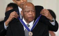 Addio al fratello John Lewis, deputato statunitense e leader del movimento per i diritti civili degli afroamericani