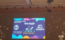 """Gran Loggia 2020 """"Uniti nelle diversità"""" in un video clip"""