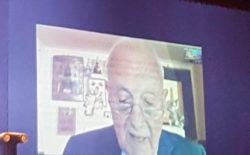 """In collegamento con la Gran Loggia il prof. Paolo Savona: """"'Italia grande paese. Ha retto l'impatto di sette grandi crisi ma…""""/Video"""