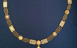 La collana del Gran Maestro, 125 anni storia