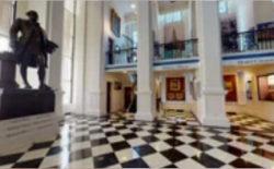 Tour virtuale nelle gallerie del George Washington Masonic National Memorial