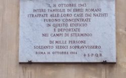 16 ottobre 1943, raid nazista nel ghetto di Roma: 1023 ebrei furono deportati ad Auschwitz