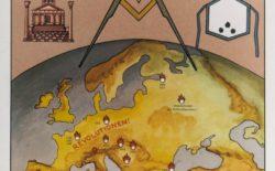 Autunno 1935. Il Terzo Reich diede inizio alla caccia ai massoni