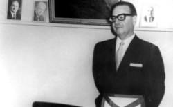 Novembre 1970. Il fratello Allende diventa presidente della Repubblica cilena