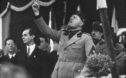 26 novembre 1925, la Massoneria fu messa al bando per legge dal fascismo