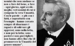 Omaggio a Giovanni Pascoli, poeta e libero muratore