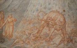 Anniversario Dante. Gli 88 magnifici disegni di Federico Zuccari per la Divina Commedia in mostra agli Uffizi