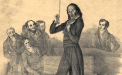 Ora anche in podcast la storia di Paganini, geniale violinista e massone