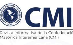 Debutta la Rivista di informazione della Confederazione massonica interamericana. Goi presente con tre articoli