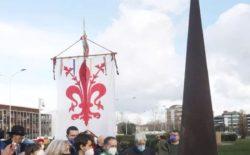 Firenze, inaugurato il monumento a Lando Conti nella piazza a lui intitolatata