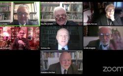 """""""Guarire la società. Pandemia e rinascita"""",  dibattito sulla piattaforma web del Goi. Il Gran Maestro: """"Guardiamo con fiducia al futuro e lavoriamo a migliorare noi stessi""""/Video"""