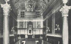 Il 21 aprile del 1901 il Gran Maestro Ernesto Nathan inaugurava la nuova sede del Goi a Palazzo Giustiniani