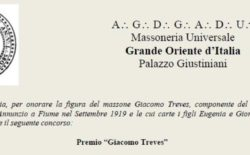 Nuovo bando del Premio Giacomo Treves