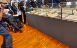 Il Fondo Ferrari dell'archivio del Goi si arricchisce di nuovi documenti grazie alla donazione di Bernardino Fioravanti